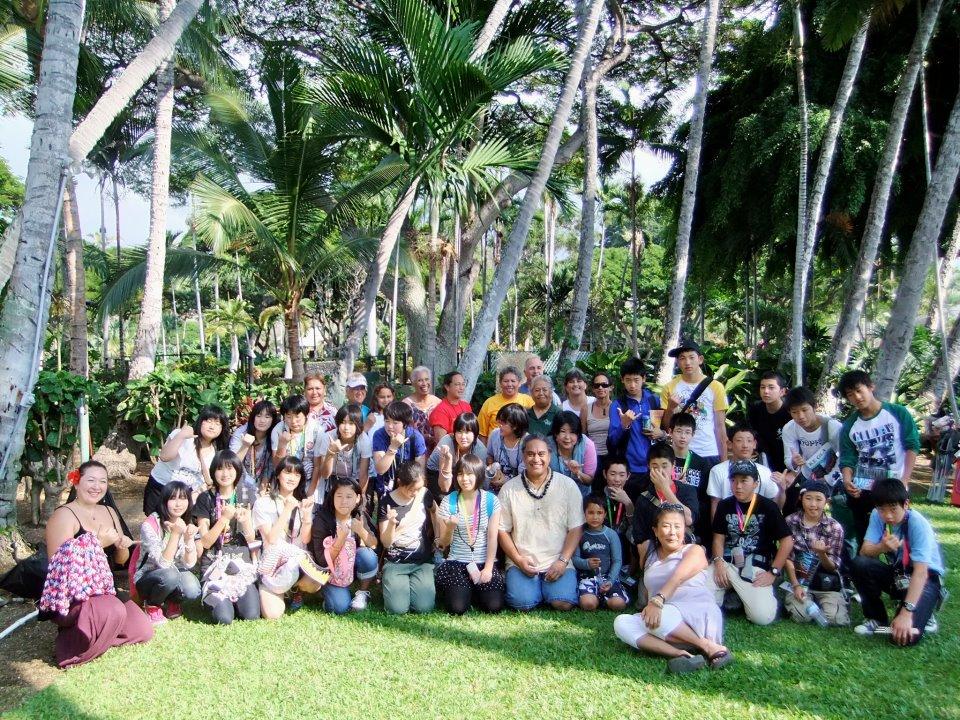 ハワイ島1