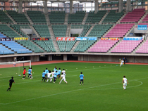 JFL公式戦ソニー仙台vs栃木ウーヴァを観戦